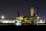 Rundy's Airgraphyさんが、羽田空港で撮影した全日空 777-281/ERの航空フォト(飛行機 写真・画像)