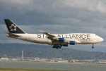 Runway747さんが、関西国際空港で撮影したユナイテッド航空 747-422の航空フォト(飛行機 写真・画像)