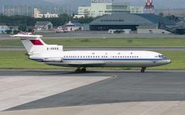 @たかひろさんが、名古屋飛行場で撮影した中国民用航空局 Trident 2Eの航空フォト(飛行機 写真・画像)