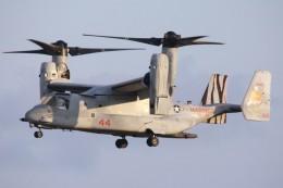Mr.boneさんが、普天間飛行場で撮影したアメリカ海兵隊 MV-22Bの航空フォト(飛行機 写真・画像)