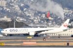 FLYING  HONU好きさんが、伊丹空港で撮影した日本航空 777-346の航空フォト(飛行機 写真・画像)
