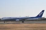 FLYING  HONU好きさんが、伊丹空港で撮影した全日空 767-381/ERの航空フォト(飛行機 写真・画像)