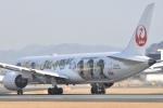 FLYING  HONU好きさんが、伊丹空港で撮影した日本航空 787-9の航空フォト(飛行機 写真・画像)