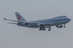 ぬるぽさんが、関西国際空港で撮影した中国国際貨運航空 747-412F/SCDの航空フォト(飛行機 写真・画像)