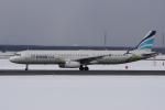 新千歳空港 - New Chitose Airport [CTS/RJCC]で撮影されたエアプサン - Air Busan [BX/ABL]の航空機写真