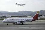 バルセロナ空港 - Barcelona Airport [BCN/LEBL]で撮影されたイベリア航空 - Iberia [IB/IBE]の航空機写真