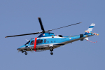 yabyanさんが、名古屋飛行場で撮影した警視庁 A109E Powerの航空フォト(飛行機 写真・画像)
