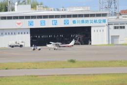 TAK_HND_NRTさんが、高松空港で撮影した四国航空 172P Skyhawk IIの航空フォト(飛行機 写真・画像)