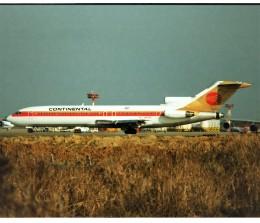 エルさんが、成田国際空港で撮影したコンチネンタル航空 727-232/Advの航空フォト(飛行機 写真・画像)