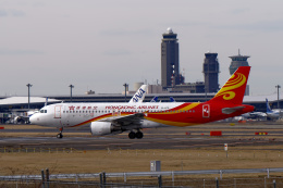 simokさんが、成田国際空港で撮影した香港航空 A320-214の航空フォト(飛行機 写真・画像)
