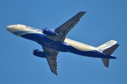 amagoさんが、スワンナプーム国際空港で撮影したインディゴ A320-232の航空フォト(飛行機 写真・画像)