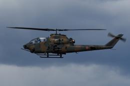 sepia2016さんが、霞ヶ浦飛行場で撮影した陸上自衛隊 AH-1Sの航空フォト(飛行機 写真・画像)