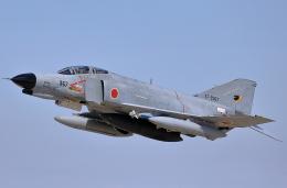 take_2014さんが、茨城空港で撮影した航空自衛隊 F-4EJ Kai Phantom IIの航空フォト(飛行機 写真・画像)