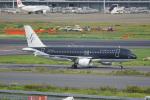 ちゃぽんさんが、羽田空港で撮影したスターフライヤー A320-214の航空フォト(飛行機 写真・画像)