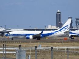 Yudai767さんが、成田国際空港で撮影したアトラン・アヴィアトランス・カーゴ・エアラインズ 737-86N(BCF)の航空フォト(飛行機 写真・画像)