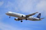 kenzy201さんが、リスボン・ウンベルト・デルガード空港で撮影したエールフランス航空 A321-211の航空フォト(飛行機 写真・画像)