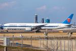 Shimejiさんが、成田国際空港で撮影した中国南方航空 777-31B/ERの航空フォト(飛行機 写真・画像)