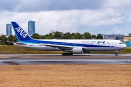 JA56SSさんが、伊丹空港で撮影した全日空 767-381/ERの航空フォト(飛行機 写真・画像)