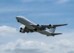 銀苺さんが、成田国際空港で撮影したウィルミントン・トラスト・カンパニー 747-4KZF/SCDの航空フォト(飛行機 写真・画像)