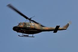 LUCHObyNOSAさんが、明野駐屯地で撮影した陸上自衛隊 UH-1Jの航空フォト(飛行機 写真・画像)