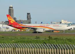 銀苺さんが、成田国際空港で撮影した香港航空 A330-343Xの航空フォト(飛行機 写真・画像)
