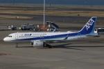 SIさんが、羽田空港で撮影した全日空 A320-271Nの航空フォト(飛行機 写真・画像)