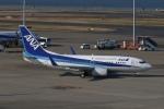 SIさんが、羽田空港で撮影した全日空 737-781の航空フォト(飛行機 写真・画像)