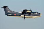 うめやしきさんが、厚木飛行場で撮影した海上自衛隊 US-2の航空フォト(飛行機 写真・画像)