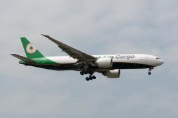 ぎんじろーさんが、台湾桃園国際空港で撮影したエバー航空 777-F5Eの航空フォト(飛行機 写真・画像)