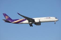 航空フォト:HS-THF タイ国際航空 A350-900