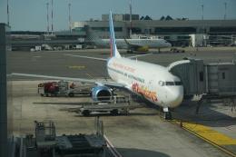 やまそらさんが、レオナルド・ダ・ヴィンチ国際空港で撮影したジェット・ツー 737-808の航空フォト(飛行機 写真・画像)