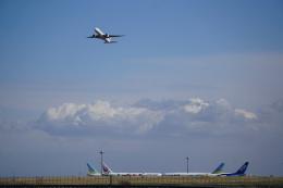 やまそらさんが、羽田空港で撮影したエールフランス航空 777-228/ERの航空フォト(飛行機 写真・画像)