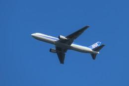 やまそらさんが、羽田空港で撮影した全日空 767-381/ERの航空フォト(飛行機 写真・画像)