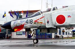 航空フォト:97-8418 航空自衛隊 F-4EJ Phantom II