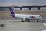 LEGACY-747さんが、成田国際空港で撮影したフェデックス・エクスプレス A300B4-622R(F)の航空フォト(飛行機 写真・画像)
