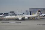 LEGACY-747さんが、成田国際空港で撮影したエティハド航空 A340-541の航空フォト(飛行機 写真・画像)