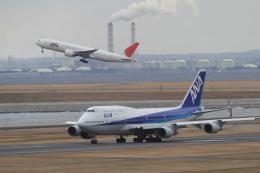 TAK_HND_NRTさんが、羽田空港で撮影した日本航空 777-246/ERの航空フォト(飛行機 写真・画像)