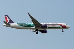 ぎんじろーさんが、台湾桃園国際空港で撮影したマカオ航空 A321-271NXの航空フォト(飛行機 写真・画像)