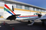 485k60さんが、大分県大分市で撮影した日本法人所有 G50 Twin Bonanzaの航空フォト(飛行機 写真・画像)
