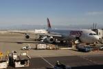 uhfxさんが、関西国際空港で撮影したスイスインターナショナルエアラインズ A340-313Xの航空フォト(飛行機 写真・画像)