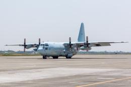 Y-Kenzoさんが、厚木飛行場で撮影した海上自衛隊 C-130Rの航空フォト(飛行機 写真・画像)