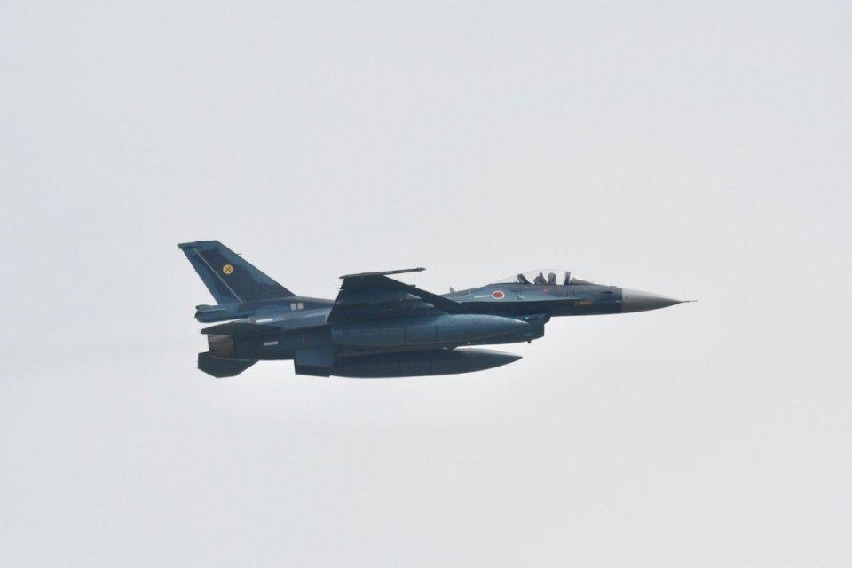 7915さんの航空自衛隊 Mitsubishi F-2A (53-8535) 航空フォト