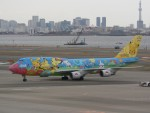 chappyさんが、羽田空港で撮影した全日空 747-481(D)の航空フォト(飛行機 写真・画像)