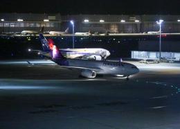 銀苺さんが、羽田空港で撮影したハワイアン航空 A330-243の航空フォト(飛行機 写真・画像)