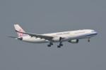 kuro2059さんが、香港国際空港で撮影したチャイナエアライン A330-302の航空フォト(飛行機 写真・画像)