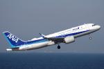 yabyanさんが、中部国際空港で撮影した全日空 A320-271Nの航空フォト(飛行機 写真・画像)