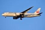 islandsさんが、成田国際空港で撮影した日本航空 787-8 Dreamlinerの航空フォト(飛行機 写真・画像)