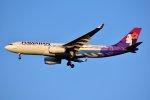 islandsさんが、成田国際空港で撮影したハワイアン航空 A330-243の航空フォト(飛行機 写真・画像)