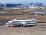 hirohirokinさんが、羽田空港で撮影した日本航空 787-8 Dreamlinerの航空フォト(飛行機 写真・画像)