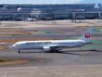 hirohirokinさんが、羽田空港で撮影した日本航空 767-346/ERの航空フォト(飛行機 写真・画像)